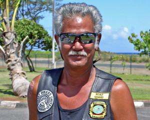 Road Captain Marc Kodama